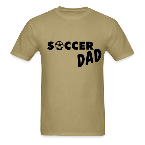 Soccer Dad Tee - Men's T-Shirt