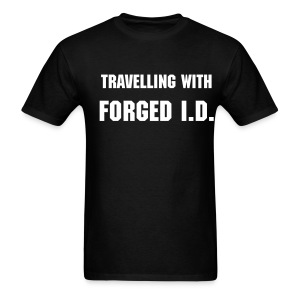 Forged I.D. - Men's T-Shirt