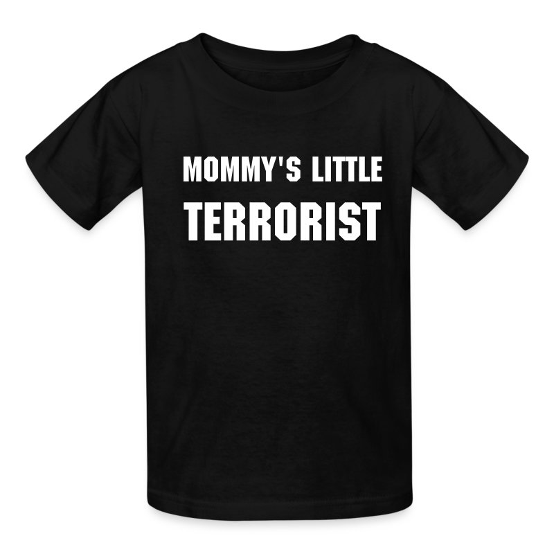 Mommy's Little Terrorist - Kids - Kids' T-Shirt