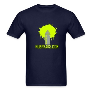 Spray Can Nubreaks - Men's T-Shirt