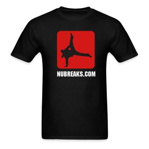 Nubreaks Breaker - Men's T-Shirt