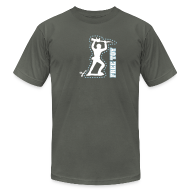 T-Shirts ~ Men's T-Shirt by American Apparel ~ [freetoy]