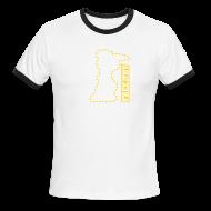 T-Shirts ~ Men's Ringer T-Shirt ~ [freetoy]