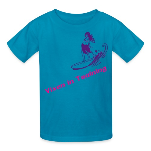 For the Lil' Vixen in Training! - Kids' T-Shirt
