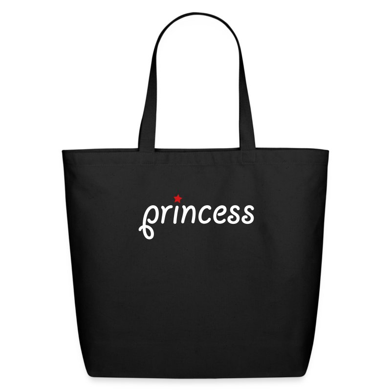 * Princess - Eco-Friendly Cotton Tote