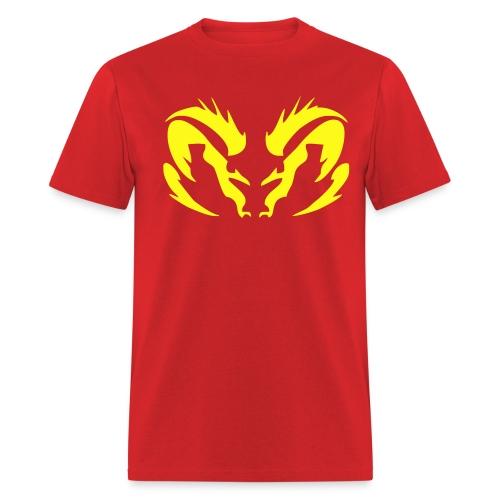 TRIBAL RAM - Men's T-Shirt