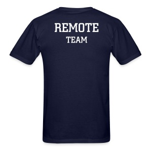 REMOTE skate tee MALE - Men's T-Shirt