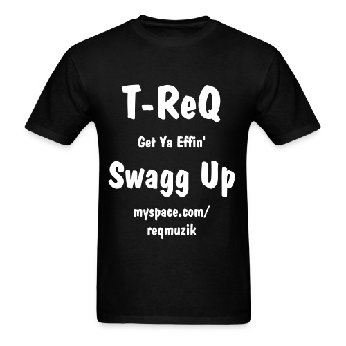 T-ReQ Promo Shirt - Men's T-Shirt
