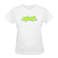 T-Shirts ~ Women's T-Shirt ~ Made in the 80s (White Womens LW Tee)