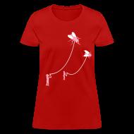 T-Shirts ~ Women's T-Shirt ~ [flies]