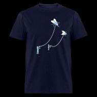 T-Shirts ~ Men's T-Shirt ~ [flies]