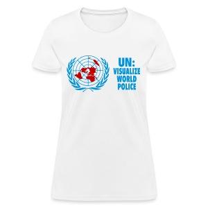UN: Visualize World Police