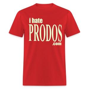 I HATE PRODOS glow-in-the-dark t-shirt - Men's T-Shirt
