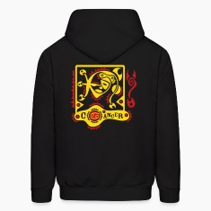 Black Cancer-Zodiac-Sign Sweatshirt