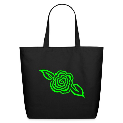 flying spiral - Eco-Friendly Cotton Tote