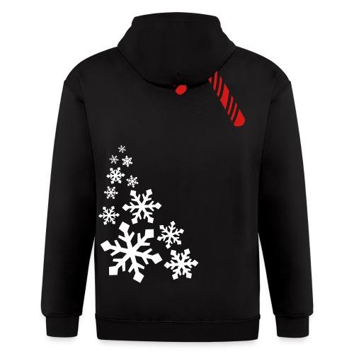 DecemberSnow - Men's Zip Hoodie