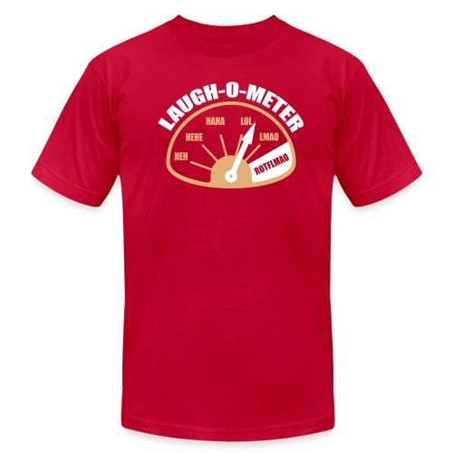 Laugh-O-Meter - Men's Fine Jersey T-Shirt