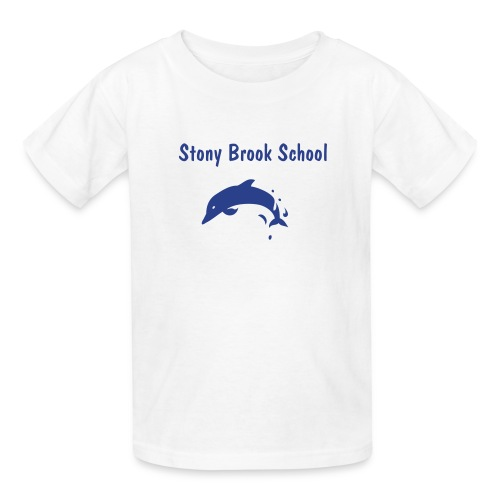 Kids' T-Shirt - Stony Brook Dolphin