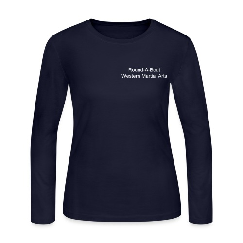 Ladies' long sleeve T - Women's Long Sleeve Jersey T-Shirt