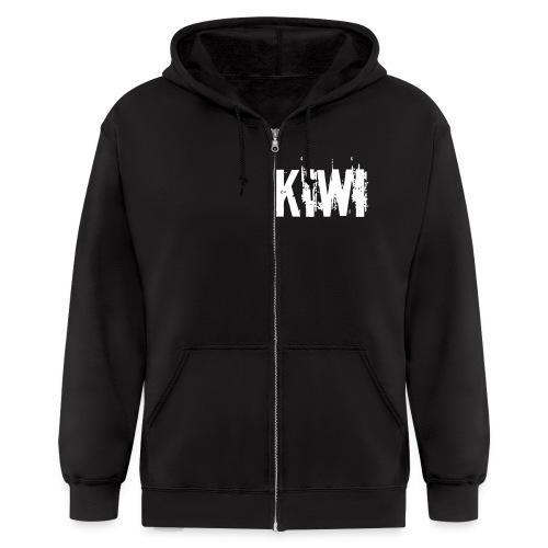 KIWI / 69 - Men's Zip Hoodie