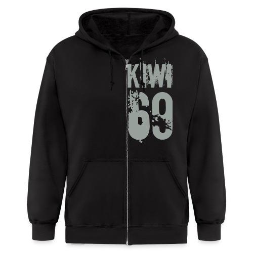 KIWI69 - Men's Zip Hoodie