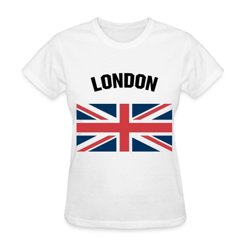 London UK T-Shirt - Women's T-Shirt