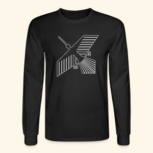 Xevian Bird - Men's Long Sleeve T-Shirt