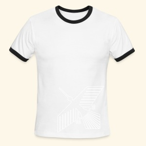 Xevian Bird - Men's Ringer T-Shirt