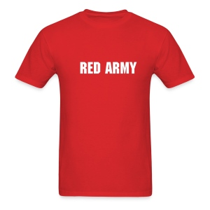Red Army - Men's T-Shirt