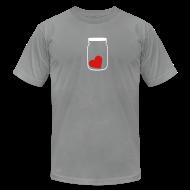 T-Shirts ~ Men's T-Shirt by American Apparel ~ [heartjar]
