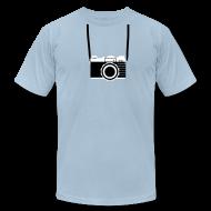 T-Shirts ~ Men's T-Shirt by American Apparel ~ [camera]