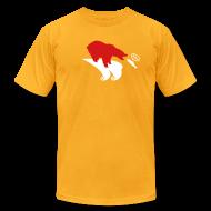 T-Shirts ~ Men's T-Shirt by American Apparel ~ [bear]