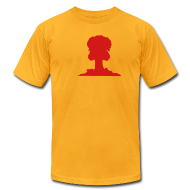 T-Shirts ~ Men's T-Shirt by American Apparel ~ [nuke]