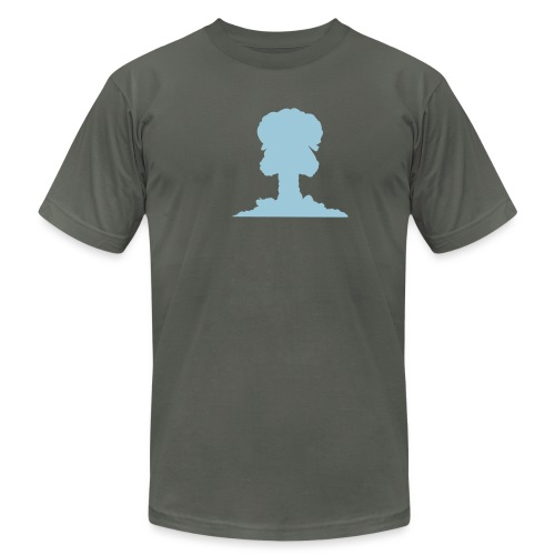 [nuke] - Men's T-Shirt by American Apparel
