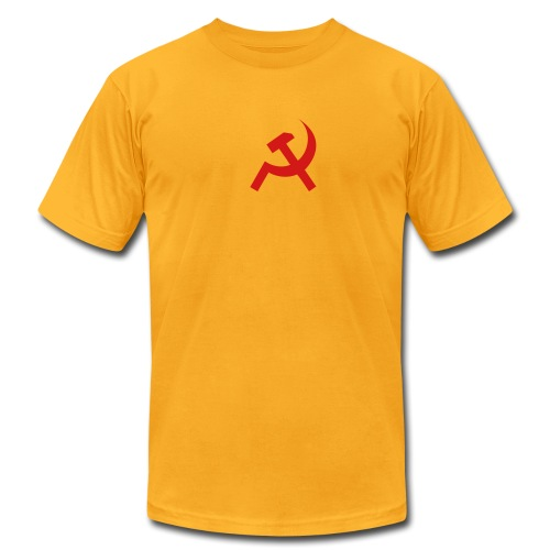 [commie] - Men's T-Shirt by American Apparel