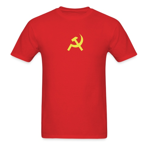 [commie] - Men's T-Shirt