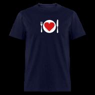 T-Shirts ~ Men's T-Shirt ~ [heartmeal]
