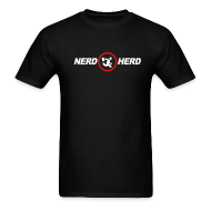 T-Shirts ~ Men's T-Shirt ~ NERD HERD