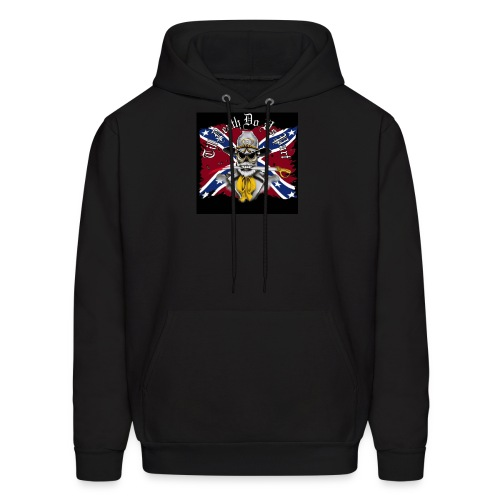 CSA Death before Dishonor - Men's Hoodie