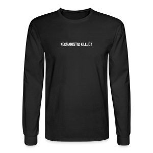 Mechanistic Killjoy - Men's Long Sleeve T-Shirt