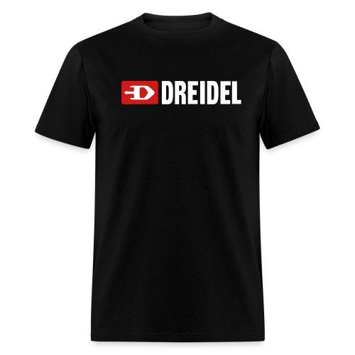 diesel dreidel - Men's T-Shirt
