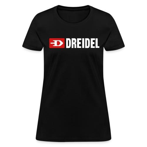Diesel Dreidel - Women's T-Shirt