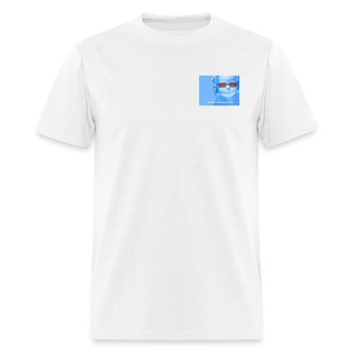 Baby Logo on White - Men's T-Shirt