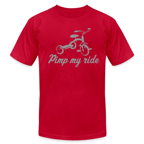 Pimp my ride - Men's Fine Jersey T-Shirt