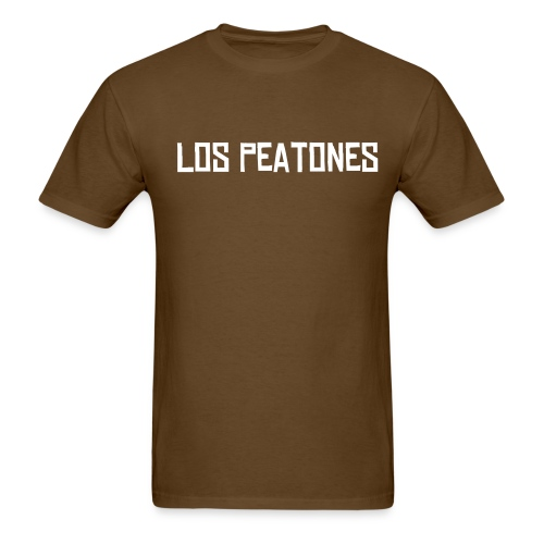 Los Peatones - Men's T-Shirt