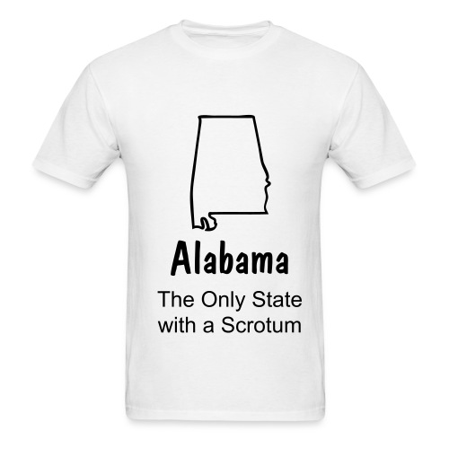 Alabama Shirt - Men's T-Shirt