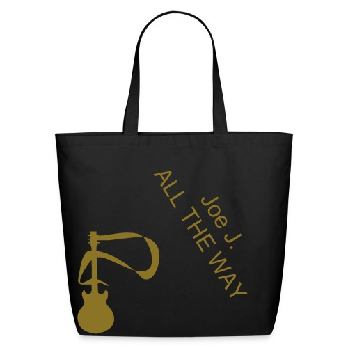 Joe J. all the Way - Eco-Friendly Cotton Tote