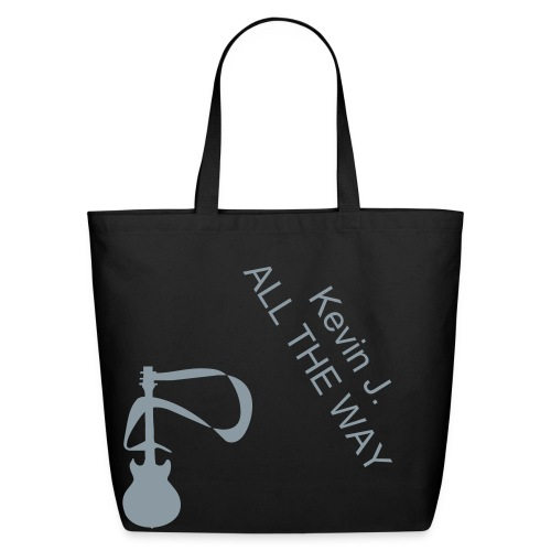 Kevin J. All the Way - Eco-Friendly Cotton Tote