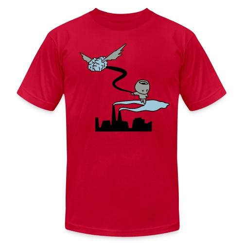 Brain tee - Men's  Jersey T-Shirt