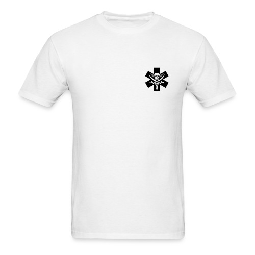 Medic 2 - Do No Harm, Do Know Harm - White - Men's T-Shirt
